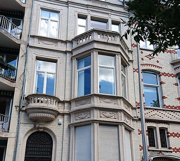 Villa in Brüssel