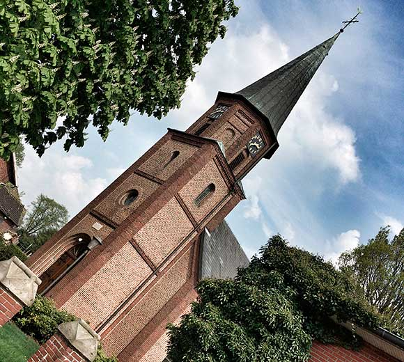 Kirche Carum