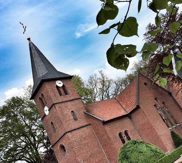 Kirche Lüsche